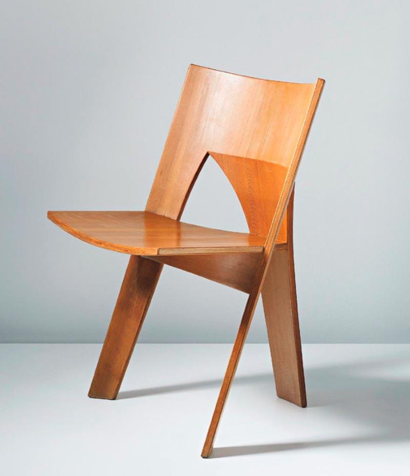 Diseño Nanna Ditzel.